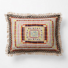 mediterranean pillows by Anthropologie