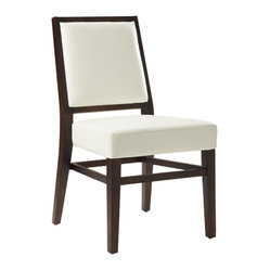Citizen Dining Chair, Ivory
