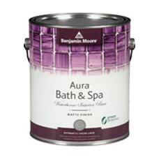 Bathroom Paint - Aura Bath & Spa Paint - Benjamin Moore