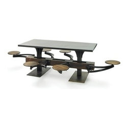 Go Home - Lunchroom Dining Table - Lunchroom Table