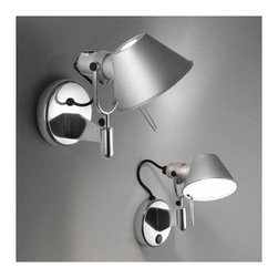 Artemide - Artemide | Tolomeo LED Wall Spot Light - Design by Michele De Lucchi, Giancarlo Fassina.