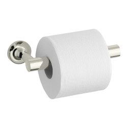 KOHLER - KOHLER K-14377-SN Puristpivoting Toilet Tissue Holder - KOHLER K-14377-SN Puristpivoting toilet tissue holder in Vibrant Polished Nickel