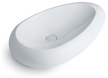 Contemporary Bathroom Sinks by Duravit