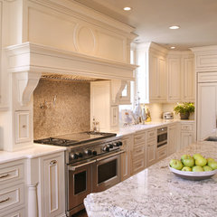 kitchen cabinets by Inspirations Kitchen and Bath
