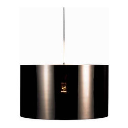 Modern Brown Metal Pendant Lighting -