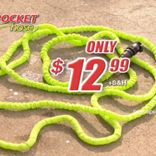 Pocket Hose   Official Site   This Hose Fits In A Pocket But Grows To A Full Siz