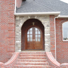 Traditional Front Doors by DecoDesignCenter.com