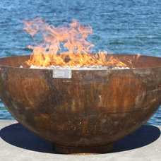 Modern Firepits by CJ's Home Decor & Fireplaces