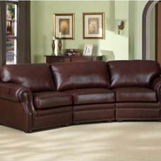 Traditional Sectional Sofas by Hayneedle