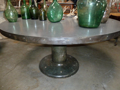 Eclectic Dining Tables by Big Daddy's Antiques