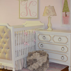 Traditional Nursery Decor by Doodlefish