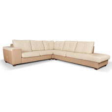 Contemporary Sectional Sofas by THE LUXURY OF LEATHER