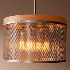 Contemporary Pendant Lighting by Inspired Wire Studio