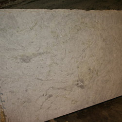 FAIRFAX MARBLE & GRANITE - GRANITE INVENTORY - WHITE PRINCES GRANITE - Made in ITALY (In Stock)