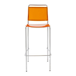 Euro Style - Euro Style Stefie-B Pro Bar Chair (Pack of 2) X-GRO82018 - Euro Style Stefie-B Pro Bar Chair (Pack of 2) X-GRO82018