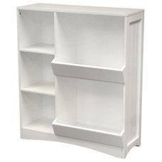 Modern Baby And Kids Kids Storage Cabinet - White