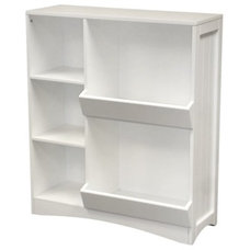 Modern Kids Products Kids Storage Cabinet - White