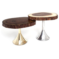 Contemporary Side Tables And Accent Tables by Rotsen Furniture