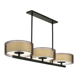 Sonneman Lighting - Sonneman Lighting 6001.51 Puri Modern / Contemporary Kitchen Island / Billiard L - Sonneman Lighting 6001.51 Puri Modern / Contemporary Kitchen Island / Billiard Light