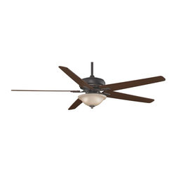 Fanimation FPD8089BA 72 Inches Ceiling Fan Keistone Collection -