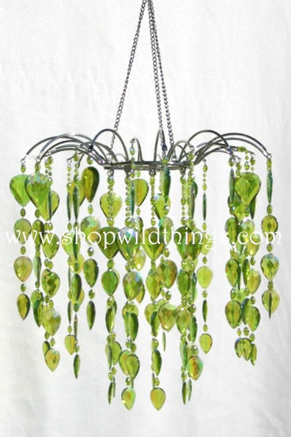 Eclectic Chandeliers by ShopWildThings