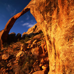 Murals Your Way - Arches National Park Wall Art - Photographed by Charles Gurche, Arches National Park wall mural from Murals Your Way will add a distinctive touch to any room