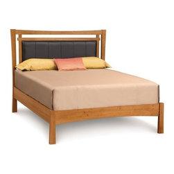 shop modern beds headboards on houzz. Black Bedroom Furniture Sets. Home Design Ideas