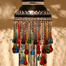Eclectic Pendant Lighting by Hedef Aydınlatma