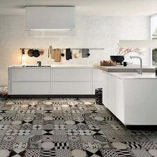 Modern Kitchen by www.LUXURYSTYLE.es