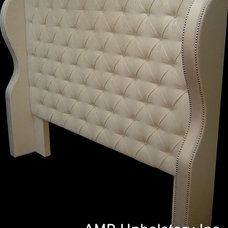 Contemporary Headboards by AMP Upholstery Inc.