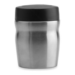 Berghoff - BergHOFF Cook & Co. 11 7/8-ounce Insulated Food Thermos - This BergHOFF food thermos is perfect when you're on-the-go! Its double-wall insulation and stainless steel construction keeps your food at the perfect temperature.