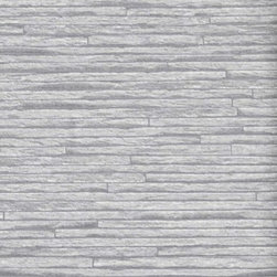 Erismann - Light Grey Brix Wallpaper - Double Roll - Light Grey Brix Wallpaper is unpasted and has 6. 29 inches pattern repeat. Collection name: BRIX Size of each double roll is 21 inches x 33 feet. Each double roll covers about 57. 75 square feet / 5. 36 square meters. Made in Europe.