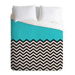 DENY Designs - Bianca Green Follow The Sky Duvet Cover - Turn your basic, boring down comforter into the super stylish focal point of your bedroom. Our Luxe Duvet is made from a heavy-weight luxurious woven polyester with a 50% cotton/50% polyester cream bottom. It also includes a hidden zipper with interior corner ties to secure your comforter. it's comfy, fade-resistant, and custom printed for each and every customer.