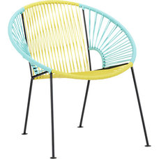 Modern Outdoor Lounge Chairs by CB2