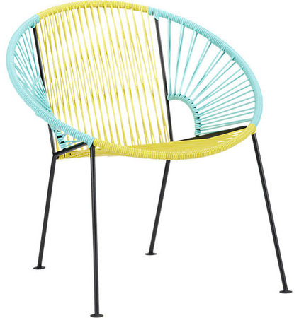Modern Outdoor Chairs by CB2