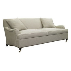 Silhouettes M2M English Arm Sofa