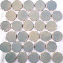 Light Grey Penny Rounds - Penny Rounds - 815 Light Grey