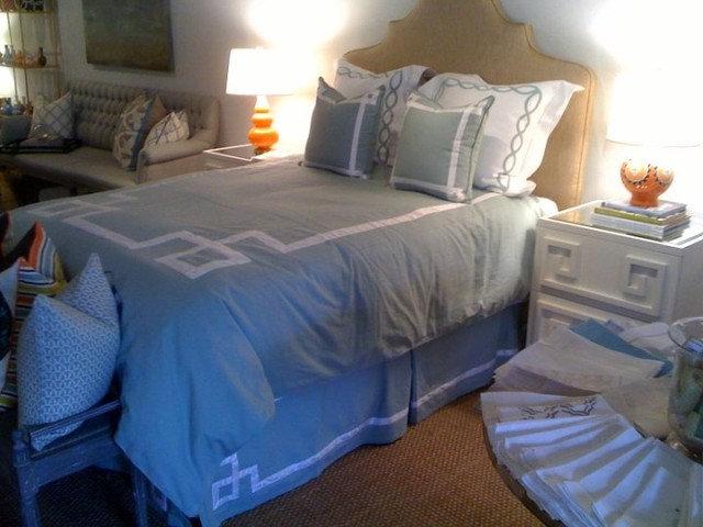 Modern Bedroom by GlobalWeave