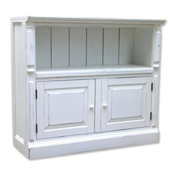 EuroLux Home - New Sideboard White/Cream Painted Hardwood - Product Details