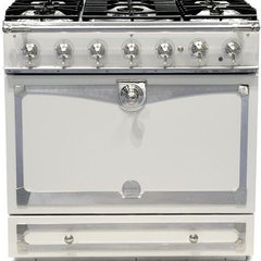 eclectic gas ranges and electric ranges by Williams-Sonoma