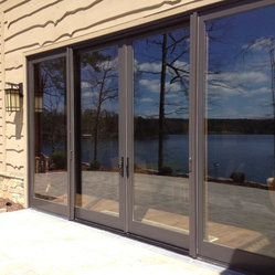 glass doors with retractable screens very large sliding glass doors