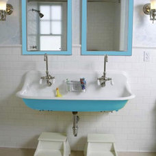 Traditional Bathroom Mirrors by Mary Mayo Design
