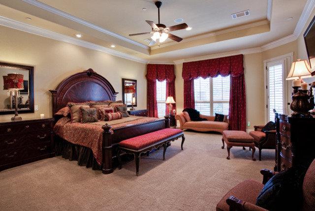 Traditional Bedroom by Barbara Gilbert Interiors