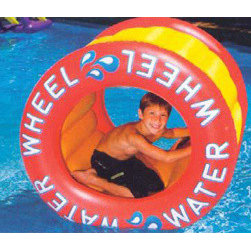 Heritage - Inflatable Pool Water Wheel - Inflatable Pool Water Wheel