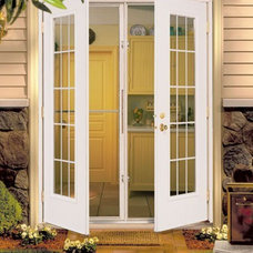 Modern Front Doors by Windsor Plywood