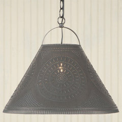 traditional kitchen lighting and cabinet lighting by Everything Primitives