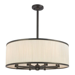 Hudson Valley Lighting - Hudson Valley Lighting 5230 Hastings 8 Light 8 Tier Chandelier - Product Features: