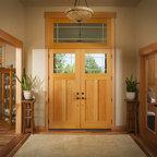 Craftsman Home -