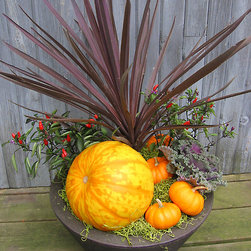Seasonal Urns -