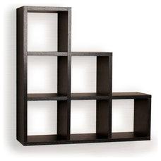 Contemporary Wall Shelves by Danya B